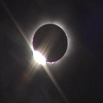 Die Sonnenfinsternis am 11.08.1999 über München