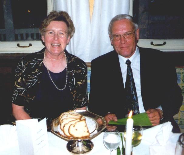 Helga und Heinz Höptner