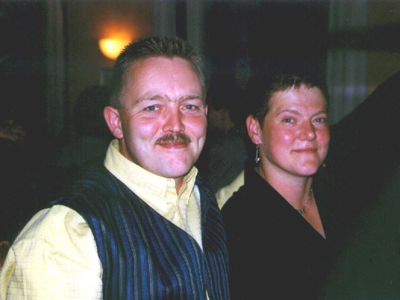 Ute und Dietmar Schenzer