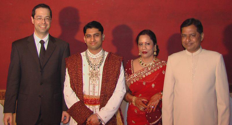 Hochzeit von Manjari und Manish Kejriwal