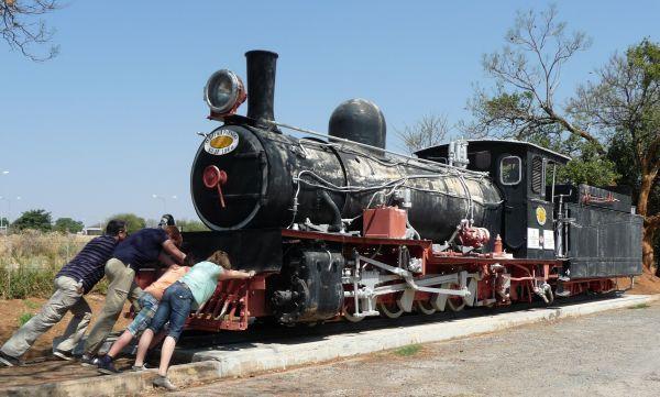 16. Tag (So., 2.9.): Grootfontein – Mount Etjo (320km)