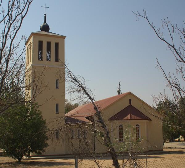 18. Tag (Di., 4.9.): Etjo – Omburendende/Windhoek (300km)